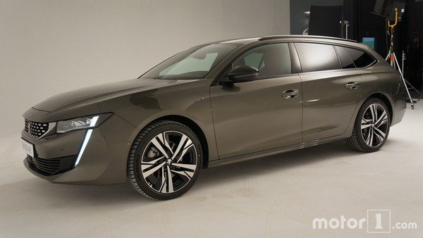 All New Station Wagon Peugeot 508 Sw 2019 Officially Revealed