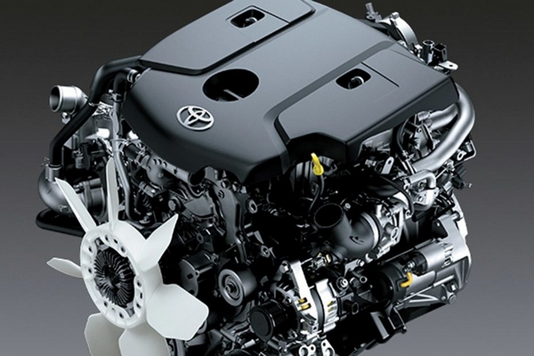 toyota fortuner 2018 philippines engine