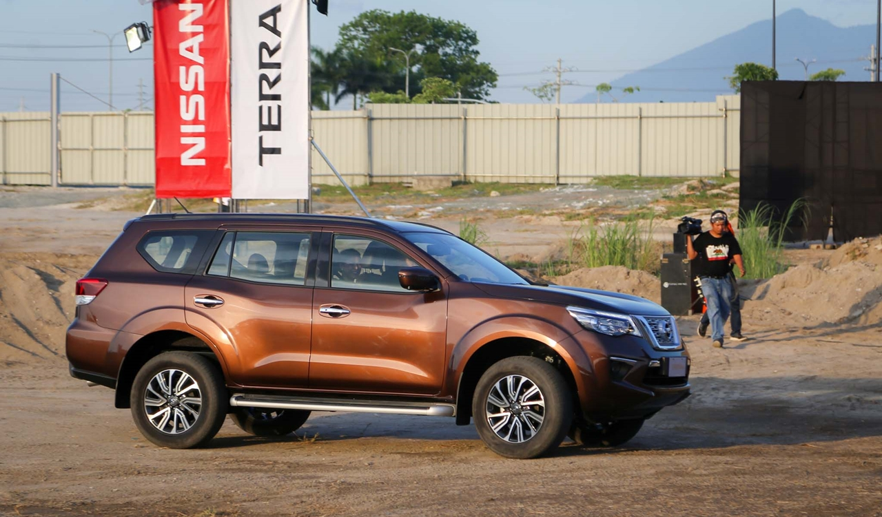 All-new Nissan Terra 2018 official launch in PH: Price starts at P1,499,000