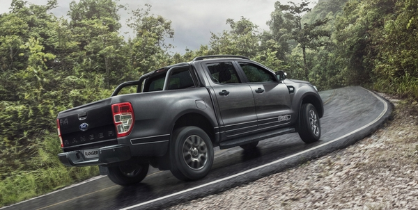 ford ranger 2018 philippines on the road