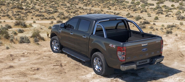 ford ranger 2018 philippines exterior