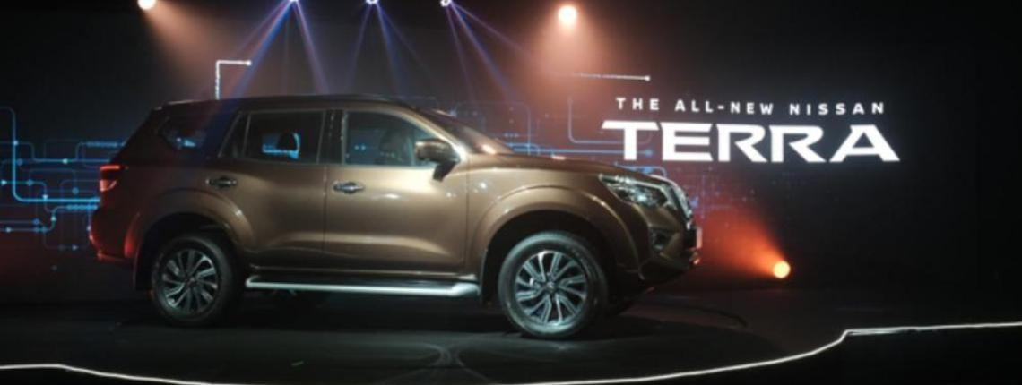 Nissan Terra 2018 showcased in the Philippines on June 3rd