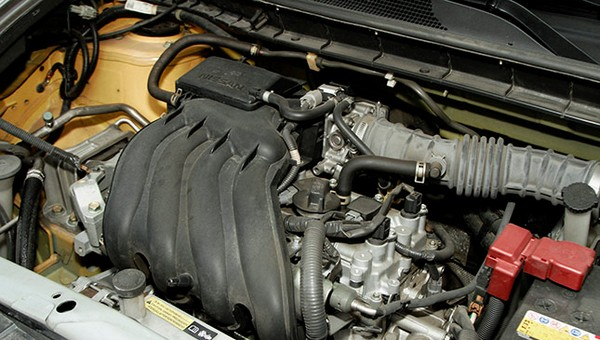Nissan Juke 2018 engine