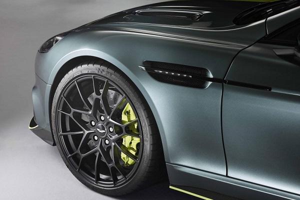 Aston Martin Rapide AMR 2018 wheel