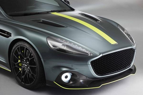 Aston Martin Rapide AMR 2018 head