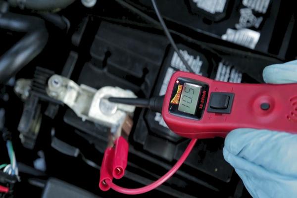 Ma checking car batteries