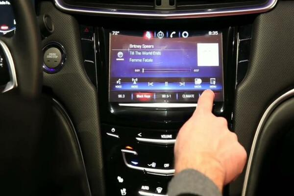 Car's stereo