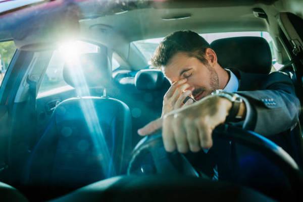 Sleepy driver