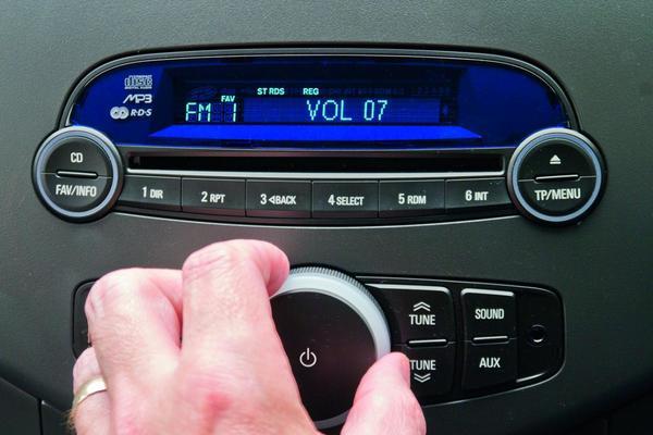 Stereo volume