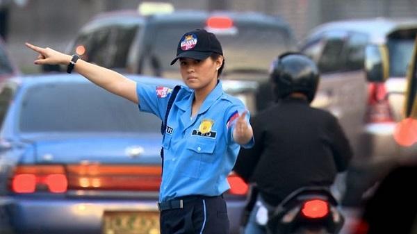 philippine traffic enforcer