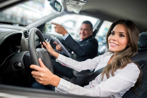 test drive when buying a car in the Philippines
