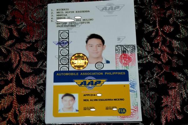 international drivers license lto