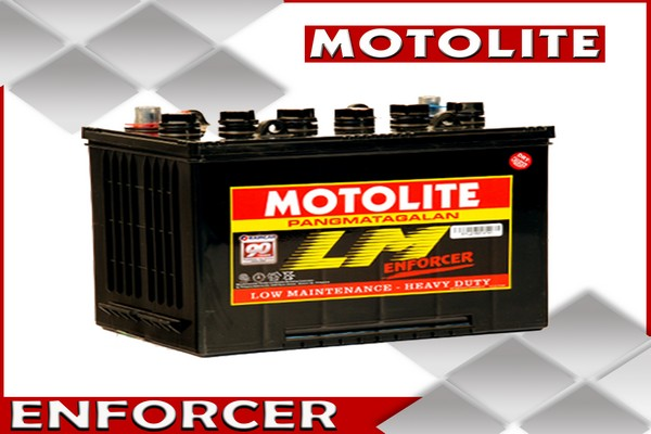 Price of car battery in the Philippines: Motolite car battery