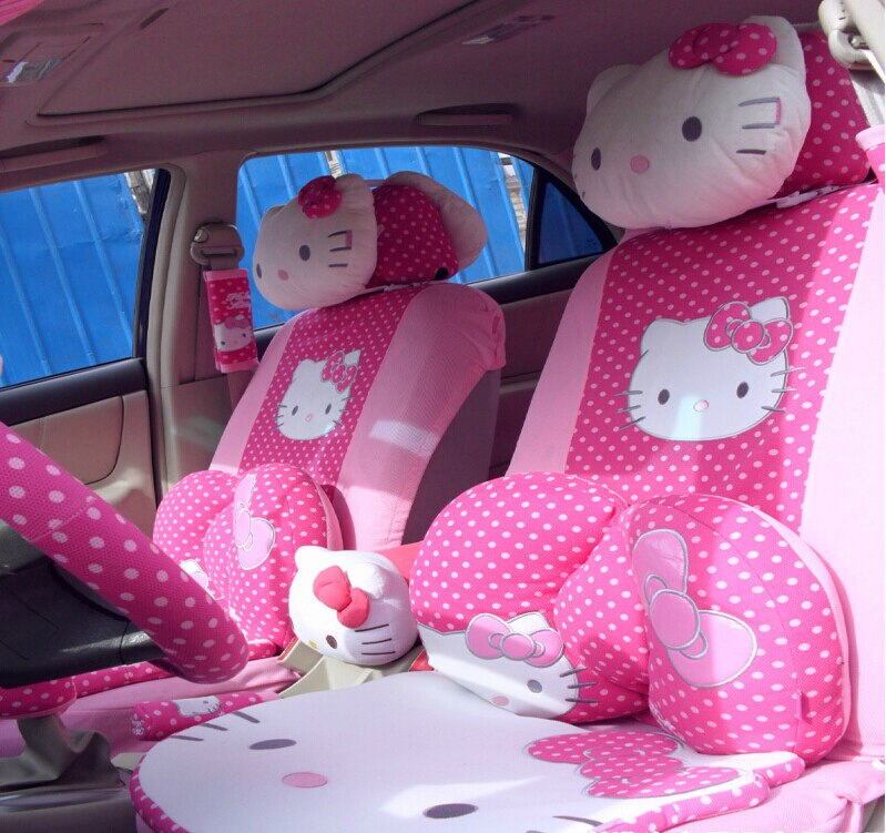 car seat covers philippines with jello kitty decor