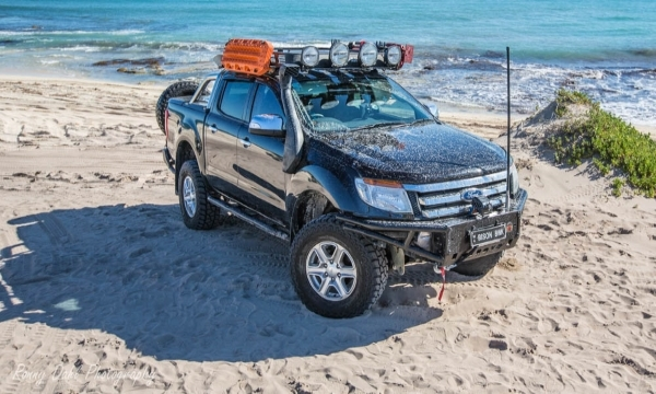 ford ranger wildtrak modified philippines