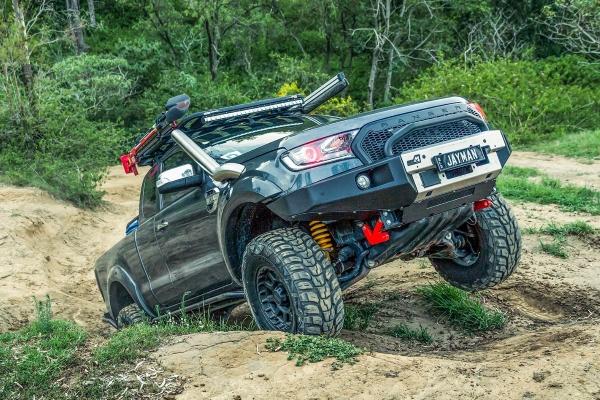 ford ranger xlt modified