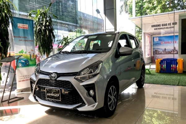 Toyota Wigo's outlook