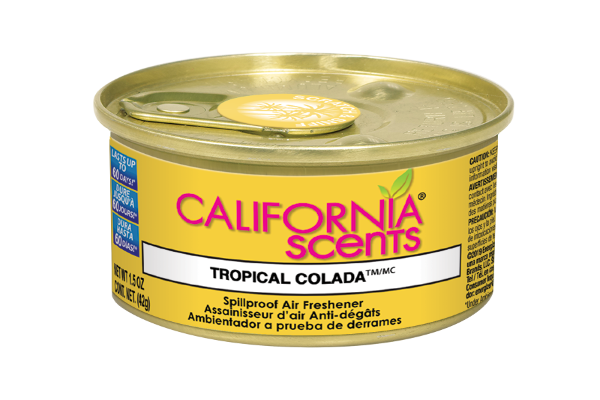 Organic of California Scents Spillproof Air Freshener