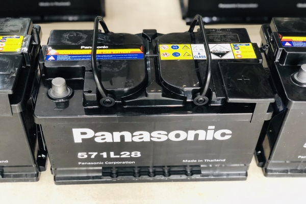 Panasonic car battery in the Philippines