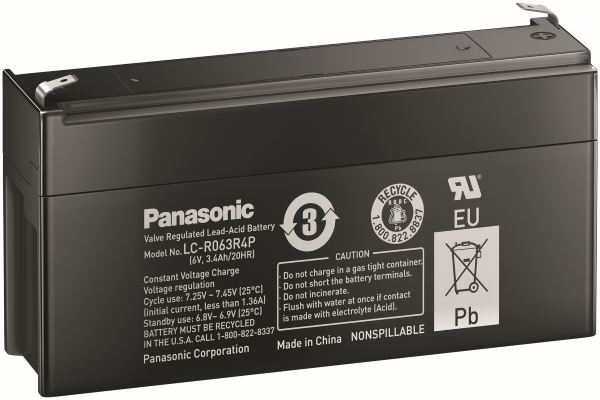 panasonic car battery core