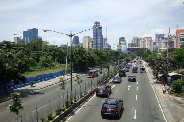 Ortigas Avenue and Ortigas Avenue Extension
