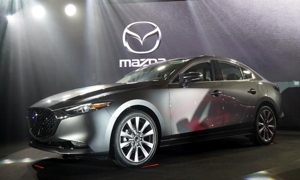 Mazda 3 2019 Philippines exterior