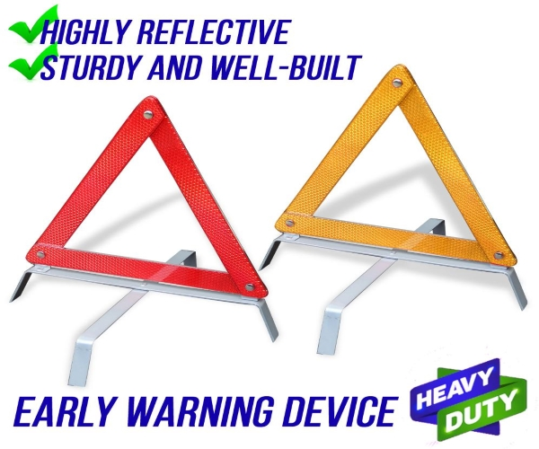 Early Warning Device price heavy duty) with sticker