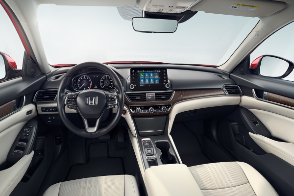 Honda Accord 2019 Philippines interior