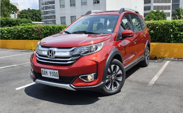 Honda BR-V Philippines Dimension and Exterior