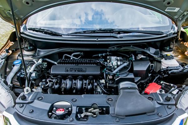 Honda BR-V Philippines engine