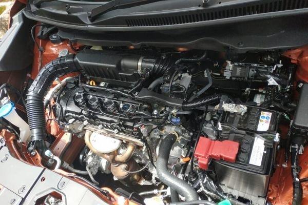 Suzuki XL7 Philippines Engine