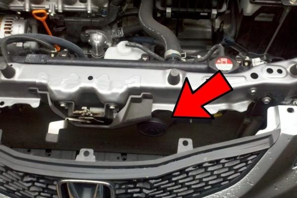 how to install a car horn