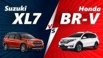 Suzuki XL7 Vs Honda BR-V Philippines: The Battle of Seven-seat Crossovers