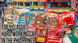 Top 5 of the most popular cars in the Philippines