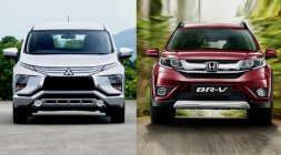 2020 Mitsubishi Xpander Cross Vs Honda BR-V: Midsize-Roadie Monsters Battle!