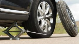 When should you rotate your car tires?