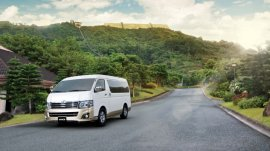Toyota Hiace 2018 Philippines: Price, Specs Review, Interior & More