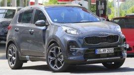Kia Sportage 2019 facelift to receive new diesel mild-hybrid engine
