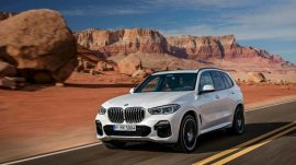 BMW X5 2019 SUV debuts with a wide range of high-tech features