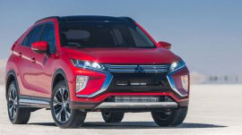 Mitsubishi Eclipse Cross 2018 to Arrive in India by 2020