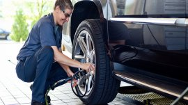 4 things to remember for your car's tire maintenance