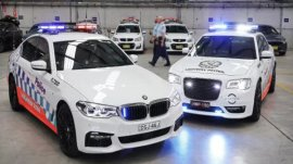 5 car models used around the world as patrol cars