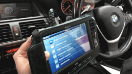 Scan tools and code readers - Just a few minutes to detect problems in modern cars
