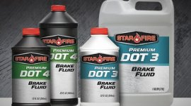 Dot 3 and Dot 4 Brake Fluid Differences