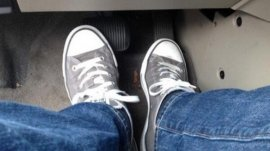 Things you might not know about driving with 2 feet