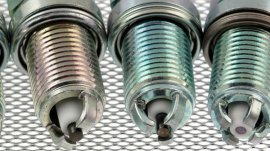 Check out different types of spark plugs