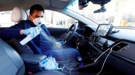 Safety Driving Tips to be Safe from the Coronavirus