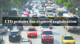 All you need to know about LTO penalties for expired car registration: Rates, Schedules and FAQs