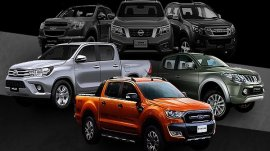 Top 5 of the best pick up trucks in the Philippines in 2020