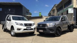 Toyota Hilux Vs Nissan Navara: Which Pick-Up Truck Is Better For Your Own Need?